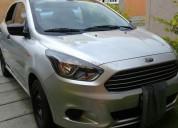 Ford figo sedán 2016 6700 kms