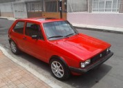 Volkswagen caribe 1984 100000 kms