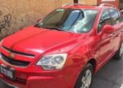 Chevrolet captiva 2011 80000 kms