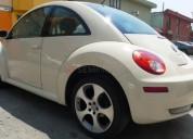 Volkswagen beetle turbo 2010 100200 kms
