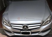 Mercedes benz clase c 2015 30000 kms