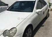 Mercedes benz clase c 2002 161000 kms