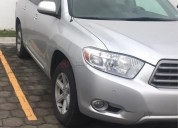 Toyota highlander 2010 115000 kms