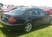 Mercedes benz clase e 2007 92000 kms