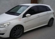 Mercedes benz b 200 2006 108349 kms