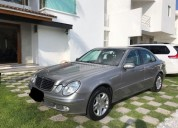 Mercedes benz e320 2004 230000 kms