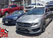 Mercedes benz clase cla 2014 44292 kms