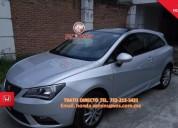 Seat ibiza coupe 2016 24709 kms