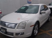 Ford fusion luxury 2009 162000 kms