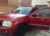 Jeep grand cherokee laredo 2005 49000 kms