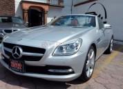 Mercedes benz slk 200 2012 81000 kms