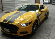 ford mustang gt premium 2016 17500 kms