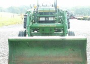 Tractor agricola john deere 6620