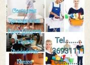 Servicios domesticos naucalpan 75988421