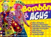 Show de payasos para fiestas infantiles en chicoloapan