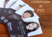 Credencial escolar de pvc