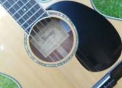 Guitarra ibanez electroacustica aeg10nii seminueva