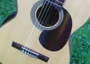 Guitarra electroacustica marca herrera