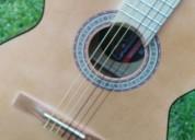 Guitarra de paracho electroacustica