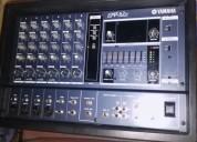Amplificador yamaha emx62 de 6 canales
