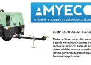 Compresor sullair amyeco