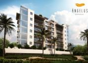 Nuevo Ángelus residencial zona angelópolis; hermosos departamentos