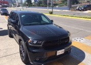Dodge durango dodge 2015 13900 kms