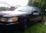 Lincoln town car 2000 234000 kms