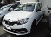 Renault sandero 2017 20000 kms