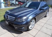 Mercedes benz c 250 2013 36000 kms