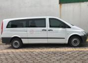 Mercedes benz vito pasajeros 2014 88000 kms
