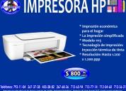 Impresora hp 1115 de inyeccion de tinta