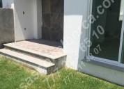 Casa sola con alberca pre venta economica al sur cuernavaca