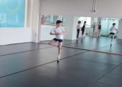 Clases de ballet con laura morelos