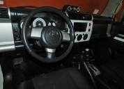 Toyota fj cruiser 2013 empresa vende