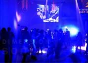 Pintura neon,luz negra,dj,audio para tus fiestas glow en atlixco