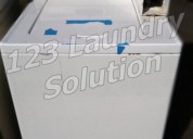 lavadora de carga superior maytag almendra