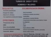 Clínica Veterinaria solicita veterinario, Contactarse.