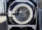 Lavadora de carga frontal speed queen opl
