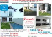 Casas  morelos a 20 min.  galerias cuernavaca, sobre avenida principal, sur cuernavaca