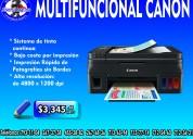 Multifuncional canon g2100 de tinta continua