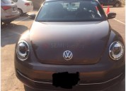 Volkswagen beetle 2015 17000 kms