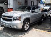 Chevrolet suburban 2013 38000 kms