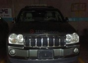 Jeep grand cherokee 2007 114000 kms