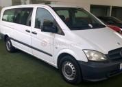 Mercedes benz vito pasajeros 2013 140660 kms