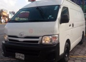 Toyota hiace panel 2013 138303 kms