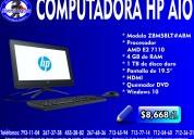 Computadora all in one de hp