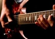 Clases de guitarra acustica o electrica zona norte df (gam)