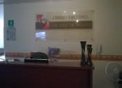 Oficinas con todos los servicios en renta en el centro de tlalnepantla