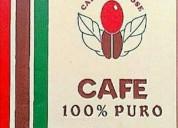 Cafes naturales en verde o tostado